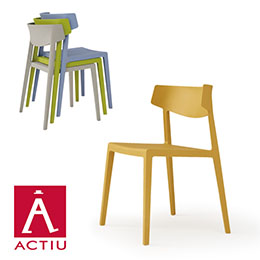 ACTIU WG Chair [00/ホワイト]